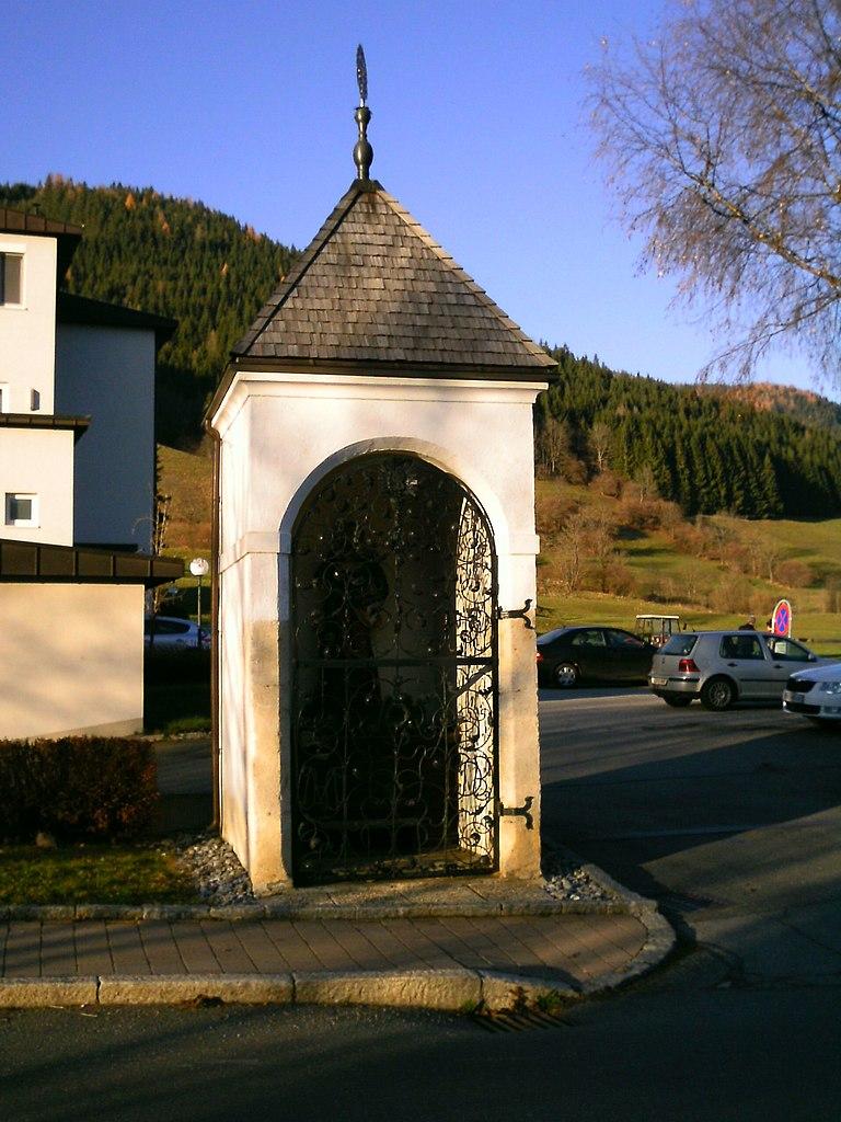 Pfarrkirche Aflenz - huggology.com