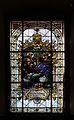 Pfarrkirche hl. Georg Großklein - stained glass window 01.jpg