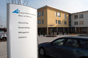 "Nursing home for elderly ""Haus am Seeweg&..."