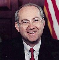 Former Senator Phil Gramm