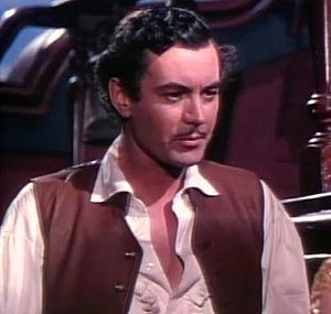 Philip Friend - Philip Friend in Buccaneer's Girl (1950) trailer