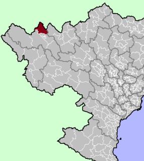 Phong Thổ District District in Northwest, Vietnam