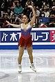 Photos – World Championships 2018 – Ladies (Wakaba HIGUCHI JPN – Silver Medal) (22).jpg