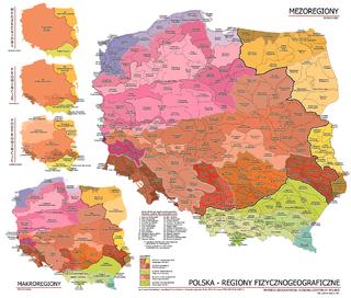 Regions of Poland