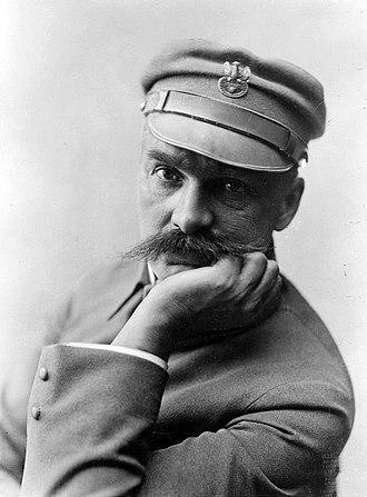 Sanation - Image: Piłsudski 16