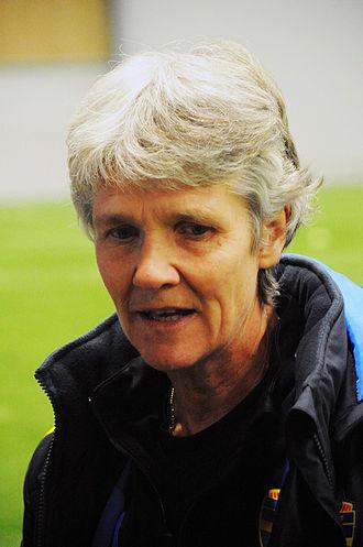 Pia Sundhage - Pia Sundhage in January 2013