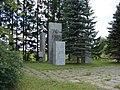 Piemineklis Sarkanajā armijā kritušajiem Briģu iedzīvotājiem, Briģi, Briģu pagasts, Ludzas novads, Latvia - panoramio.jpg