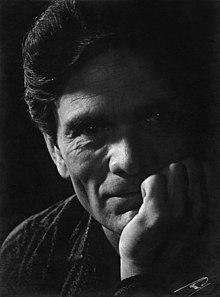 Pier Paolo Pasolini by Anatole Saderman, 1962.jpg