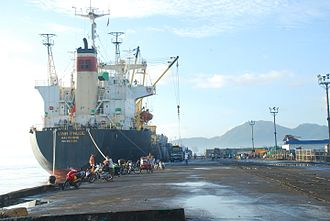 Tabaco - Port of Tabaco