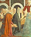 Piero, arezzo, Discovery and Proof of the True Cross 05.jpg