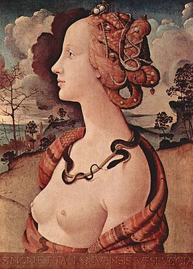 Image illustrative de l'article Portrait de Simonetta Vespucci