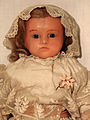 Pierotti wax doll from Frederic Aldis, London, 02, sitting doll, vested, chess.jpg