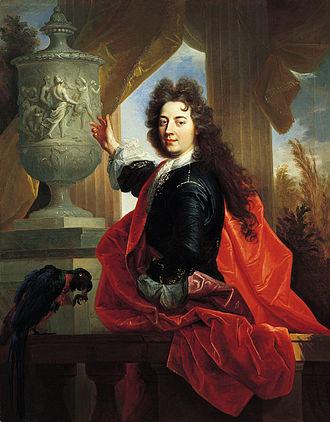 Pierre Lepautre (1659–1744) - A portrait of Pierre Lepautre, painted by Nicolas de Largillière in 1689.