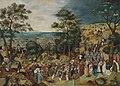 Pieter Brueghel (II) - The Road to Calvary (1607).jpg