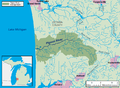Pigeon River Ottawa County Michigan map.png