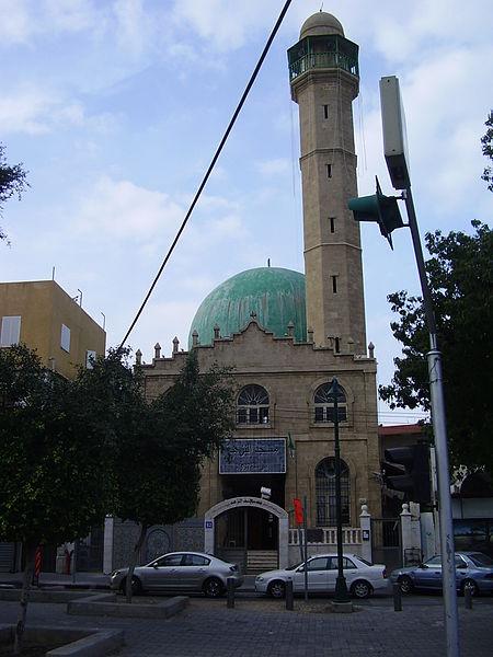 מסגד נוזהא ביפו