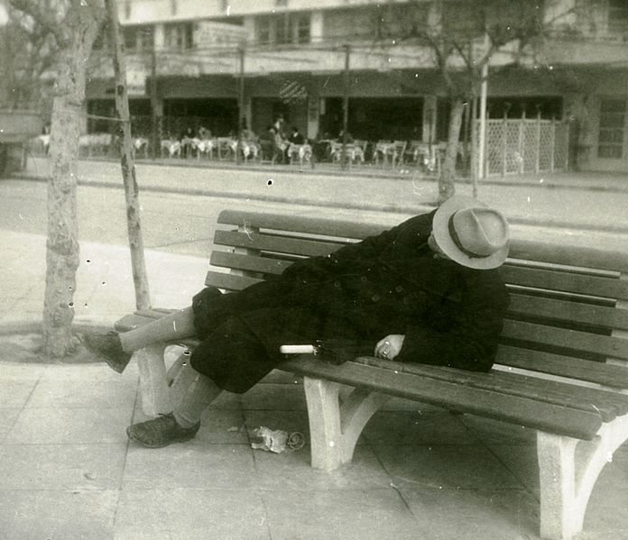 הומלס בתל אביב