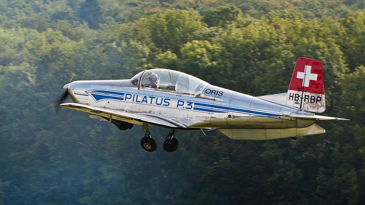 pilatus p-3