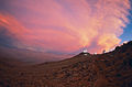 Pink sky above La Silla.jpg