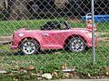 Pink toy vehicle Memphis TN 2013-02-09 001.jpg