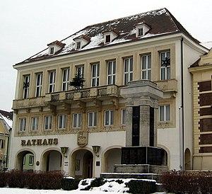 Pinkafeld - Pinkafeld Town Hall