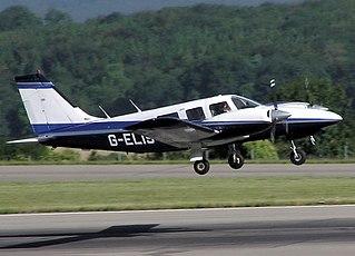 Piper PA-34 Seneca Twin engine light aircraft