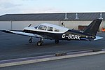 Piper PA28-161 Warrior II 'G-BORK' (35798317872).jpg