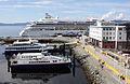 Pirterminalen, hurtigbåter og cruiseskip (4865569338).jpg
