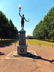 Pitsea Memorial Statue
