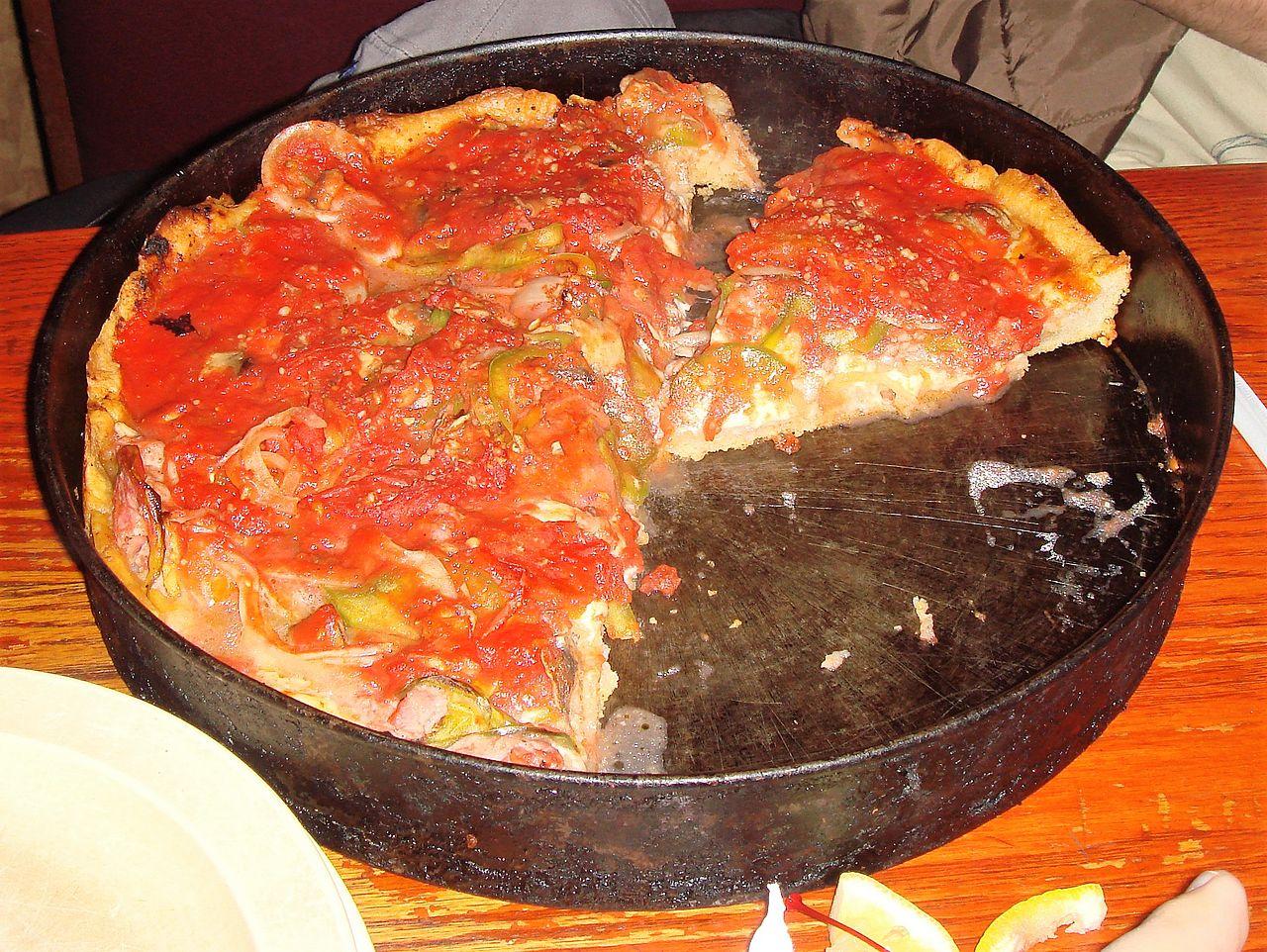 Deep Dish Pizza Marco Island