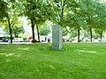 Platz der Jüdischen Deportierten Monument.jpg