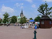 Poland Tarnobrzeg - Main Square.jpg