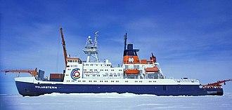 RV Polarstern - Polarstern