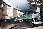 Polikarpov R-5 Biplane ADDITIONAL INFORMATION- The Polikarpov R-5 was a Soviet reconnaissance bomber aircraft of the 1930s. It was the standard light bomber and reconnaissance aircraft with the Soviet (18392829601).jpg