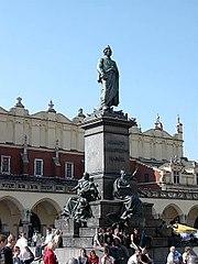 Pomník Adama Mickiewicze