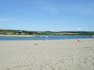 Keep Wales Tidy - Poppit Sands, in northern Pembrokeshire - a Seaside Award holder (2011)
