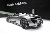 file porsche 918 spyder iaa wikimedia commons. Black Bedroom Furniture Sets. Home Design Ideas