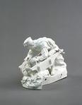 Porslin. Vit figurin - Hallwylska museet - 89225.tif