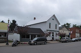 Masonic Temple (Port Hope, Michigan)