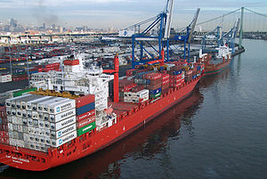 Port of Philadelphia - Image: Port of philadelphia