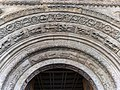 Portal del Monasterio de Santa María de Ripoll. Arquivoltas.jpg