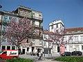 Porto, Praça de Carlos Alberto (10).jpg