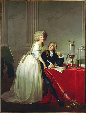 Portrait of Antoine-Laurent Lavoisier and his wife.jpg