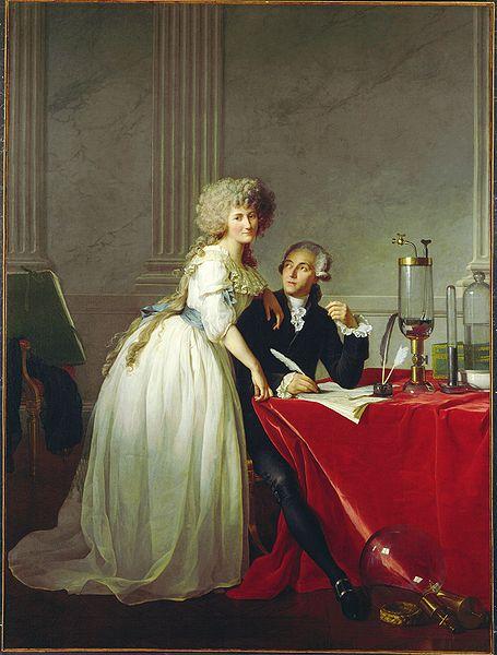 Arquivo: Retrato de Antoine-Laurent Lavoisier e sua wife.jpg