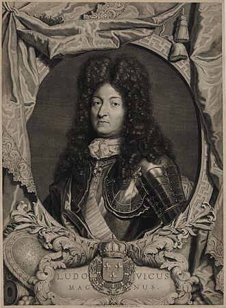 Pieter van Gunst - Pieter van Gunst: portrait of Louis XIV of France