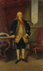 Portrait of Pedro, Prince of Brazil (1717-1786)