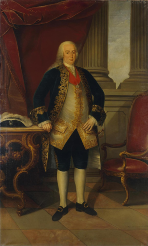 Peter III of Portugal - Image: Portrait of Pedro, Prince of Brazil (1717 1786)