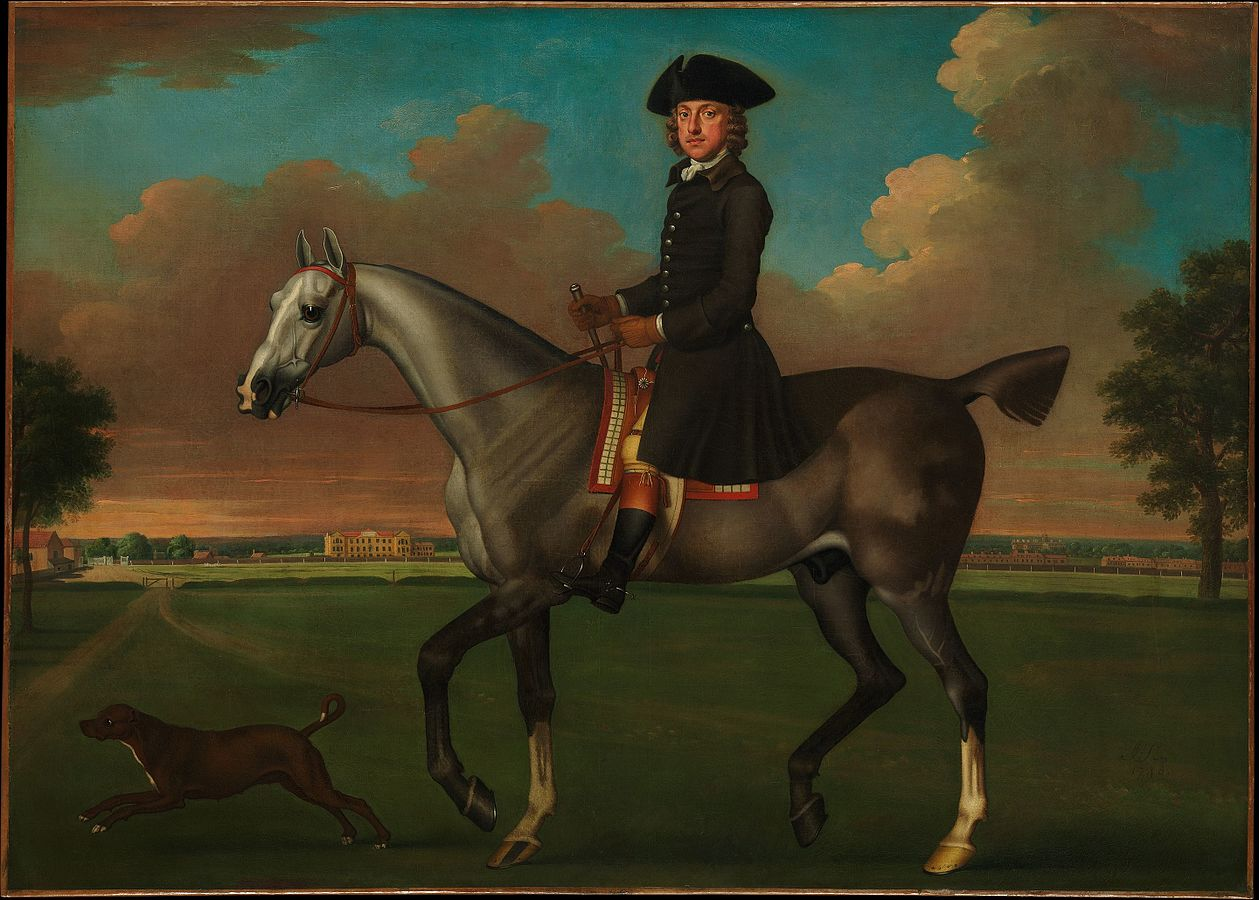 Portrait of a Horseman