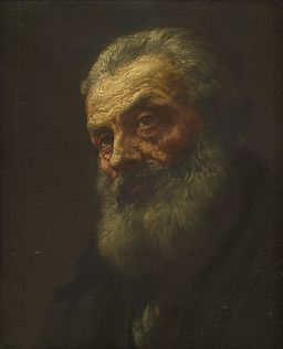 Portrait of an Old Man A11908