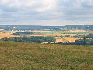Žďár nad Sázavou - Image: Posázaví